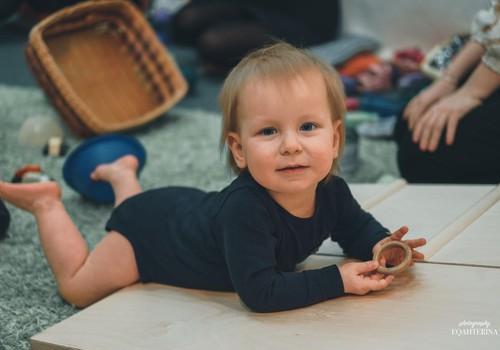 Путеводитель по развитию малыша: десятый месяц