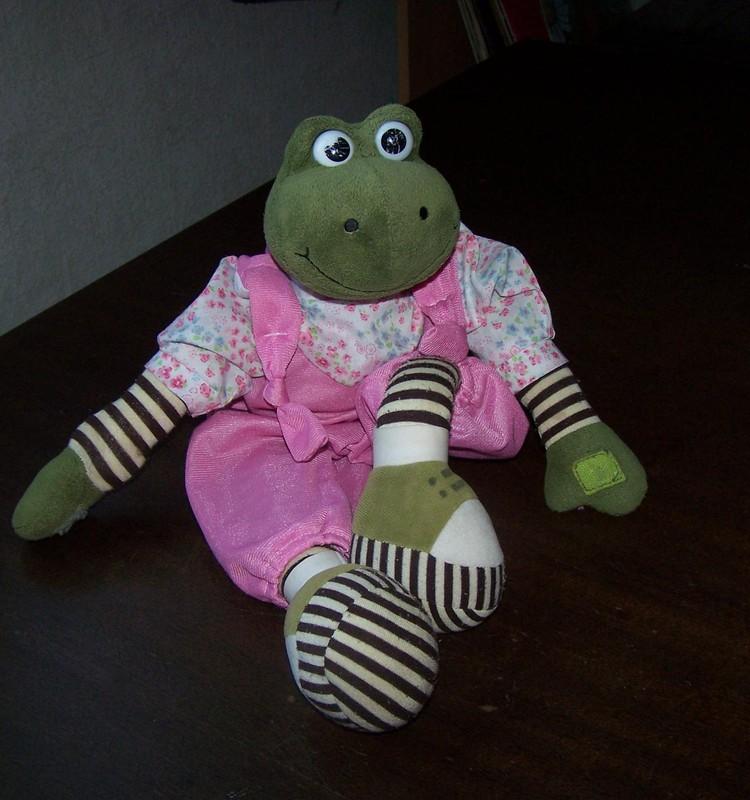 Сказка о лягушке-помогушке