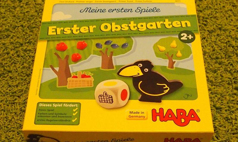 "РУБРИКА ""ИГРОТЕКА"": Ersten Obstgarten от HABA"