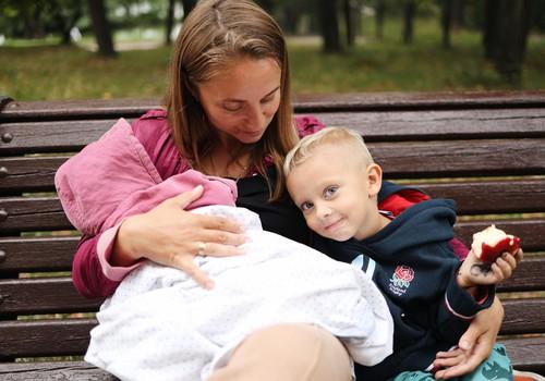О том, как важно быть рядом с детьми
