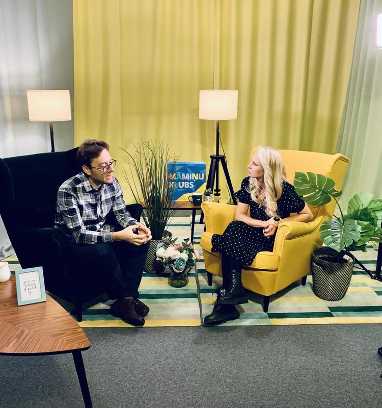 """Передача """"Мамин клуб"""" 10 октября: разговор с психиатром Никитой Безбородовым, самочувствие мамы, визит к генетику, важные микроэлементы"""