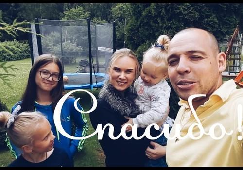 Поздравляем Настю и Кирилла Черновых - у них родился сынок! И об этом - их видео!