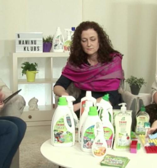 ВИДЕО: чем и как стирать одежду новорожденного?