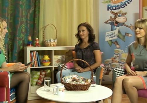 ONLINE-TV: кисломолочные продукты в питании малыша. Спрашивай прямо сейчас!