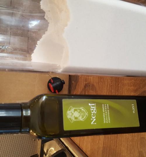 Тестируем оливковое масло Negri