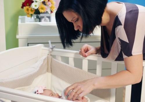 Куда поставить кроватку для ребёнка?
