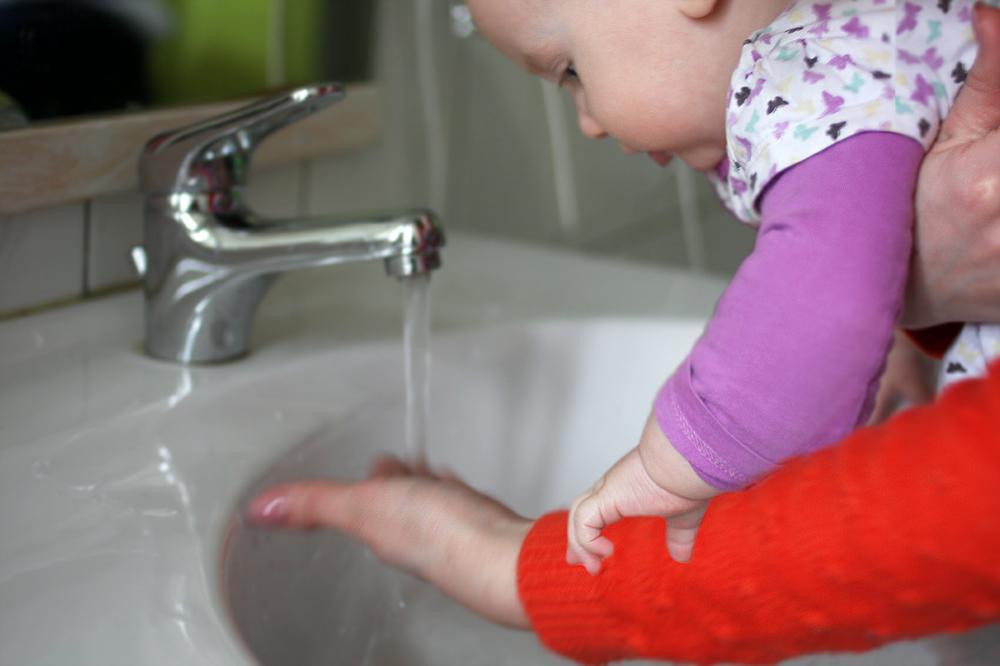 ВИДЕО и ФОТОинструкция, как правильно мыть руки.