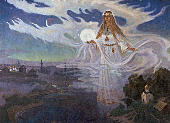 БЛОГ АЛЕНЫ: Всё потому что я - Богиня!