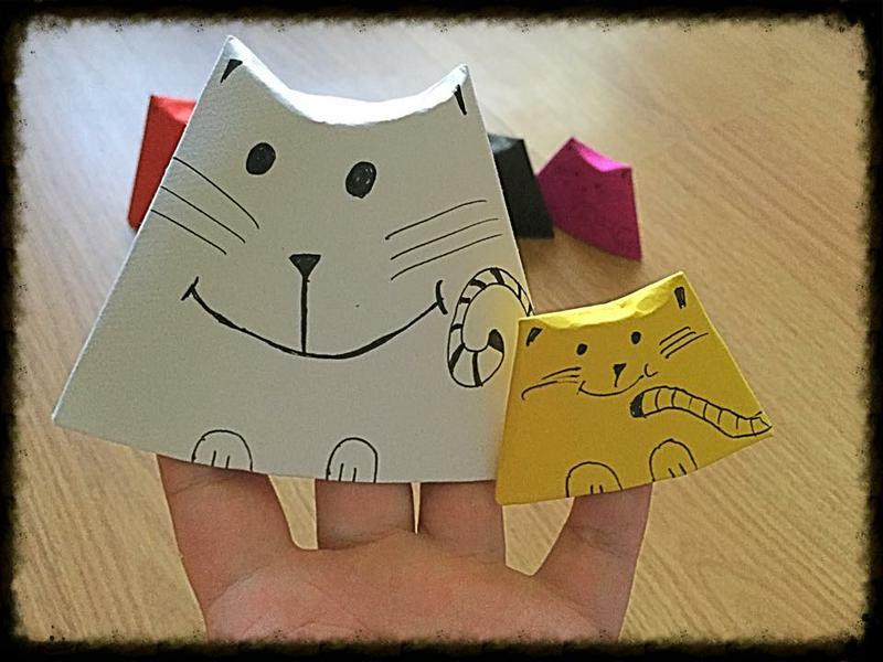 Как сделать классное оригами