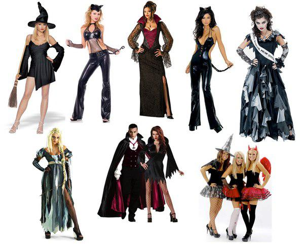 Костюмы на хэллоуин 2013