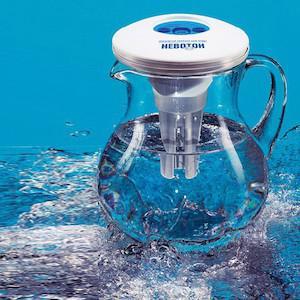 Эксперименты в домашних условиях с водой
