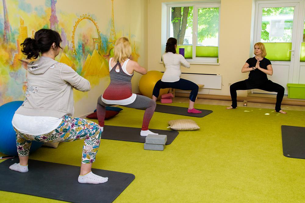 Йога для беременных верхняя пышма 20