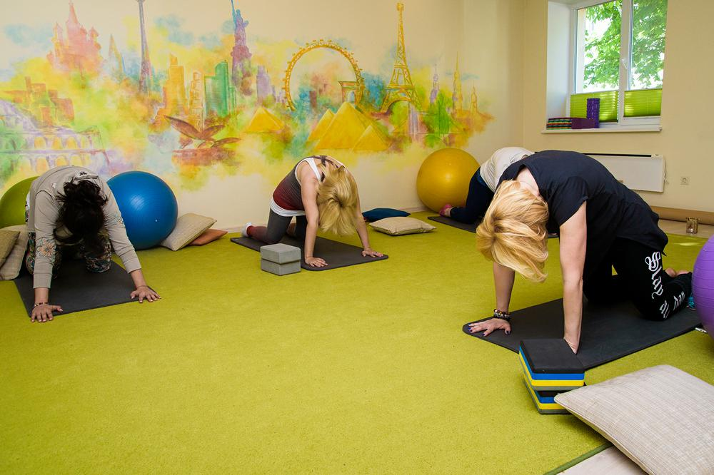 Йога для беременных верхняя пышма 68
